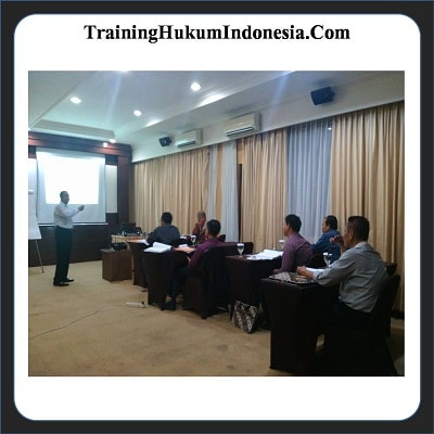 Pelatihan Hukum Perusahaan..