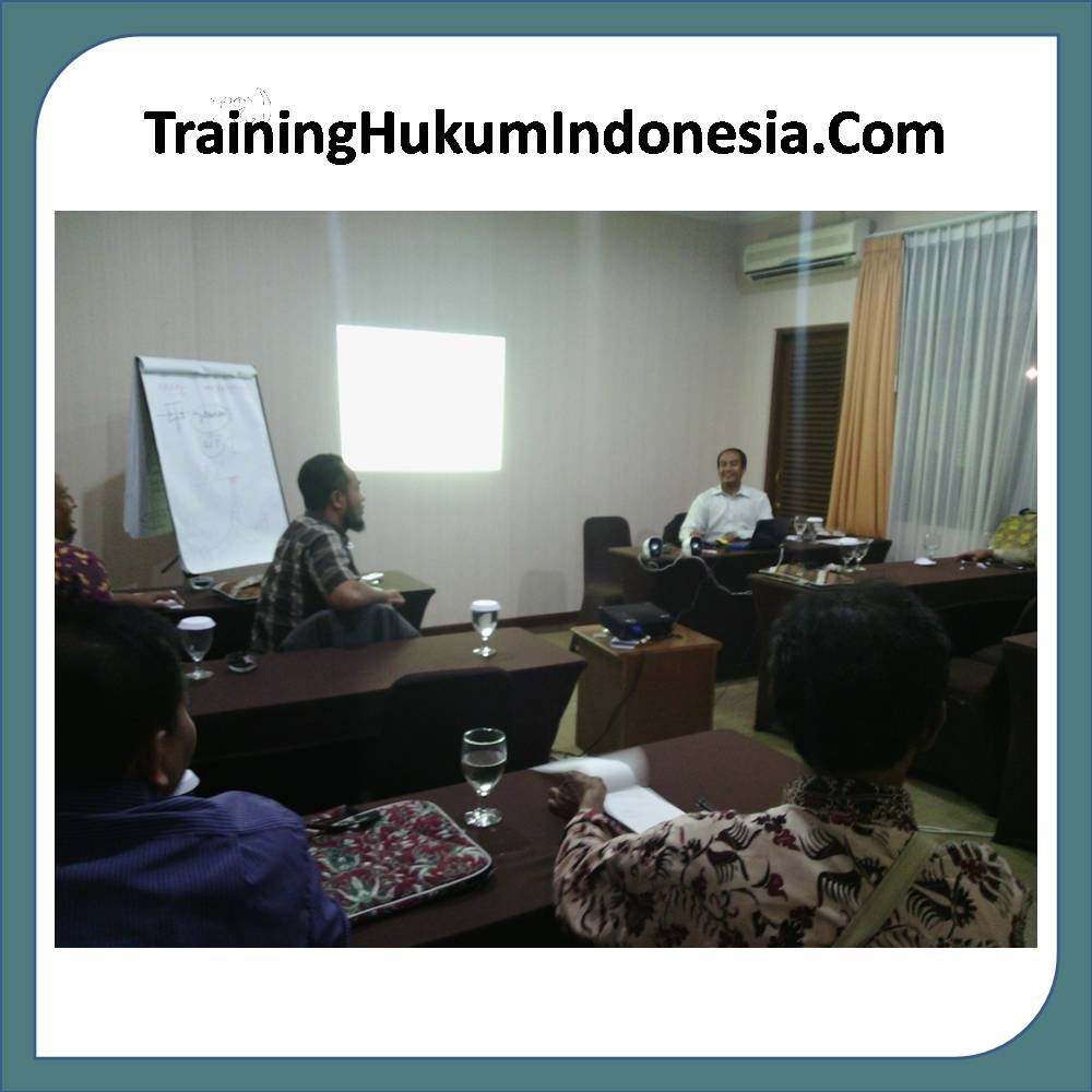 Pelatihan Legal Drafting
