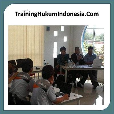 Training Hukum Perusahaan