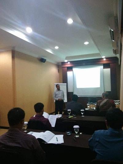 Pelatihan hukum jaminan di Yogyakarta