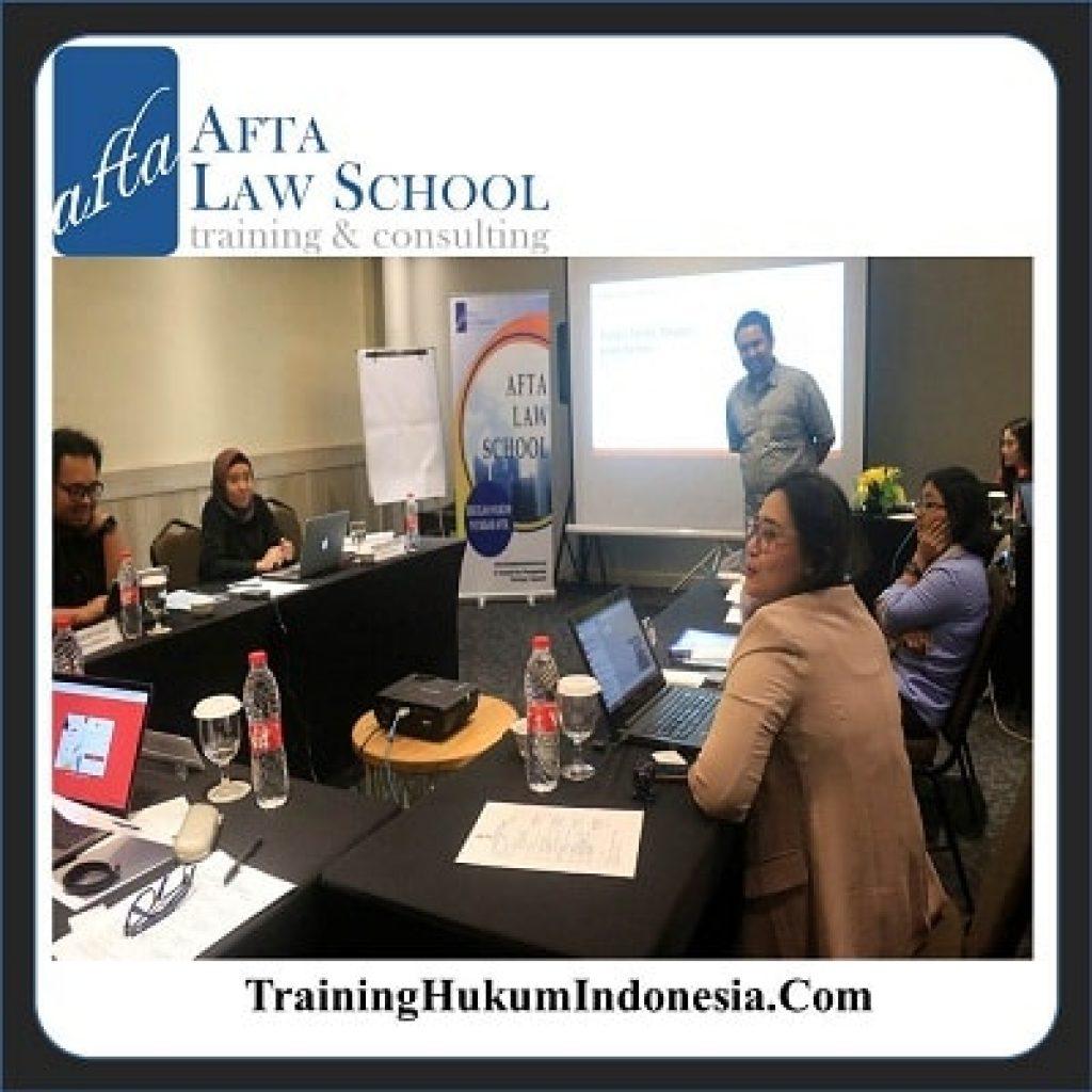 Pelatihan Hukum Kontrak Pengadaan Barang Dan Jasa  di Yogyakarta