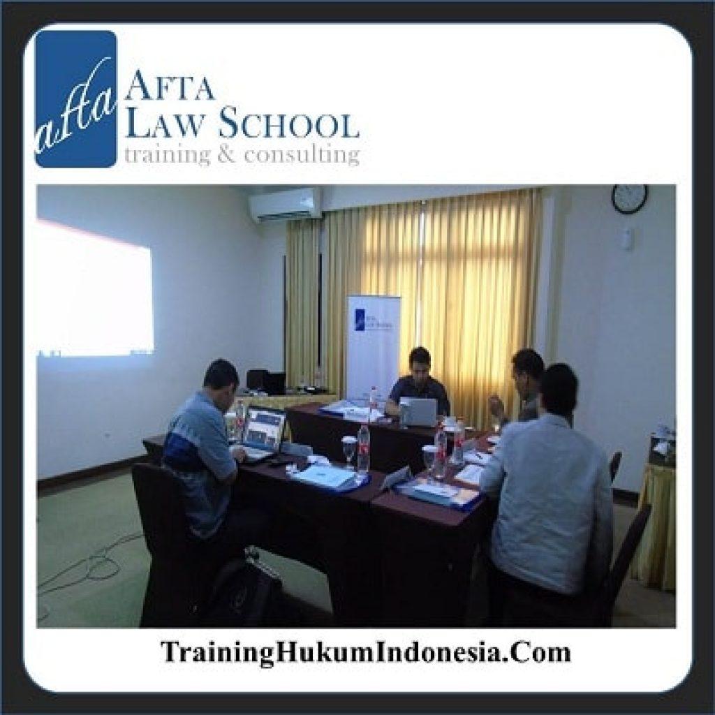 Pelatihan Hukum Kontrak Konstruksi di Yogyakarta
