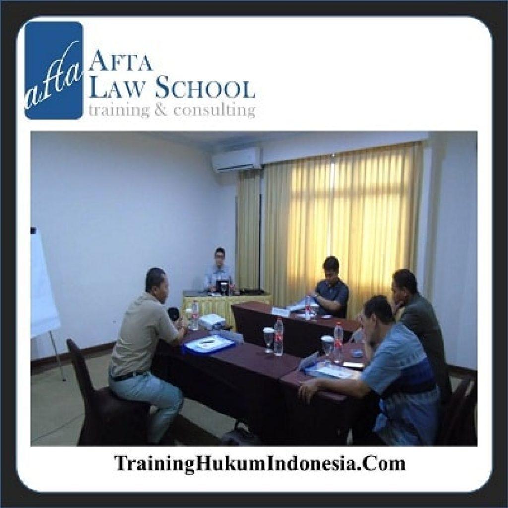 Pelatihan Teknik Perancangan Kontrak (Contract Drafting) di Yogyakarta