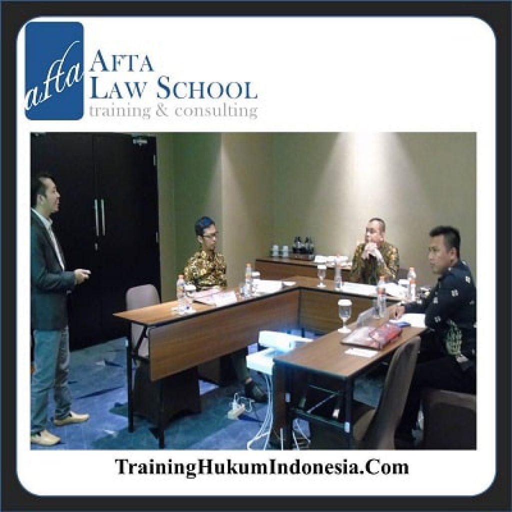 Pelatihan Penyusunan Peraturan Daerah di Yogyakarta