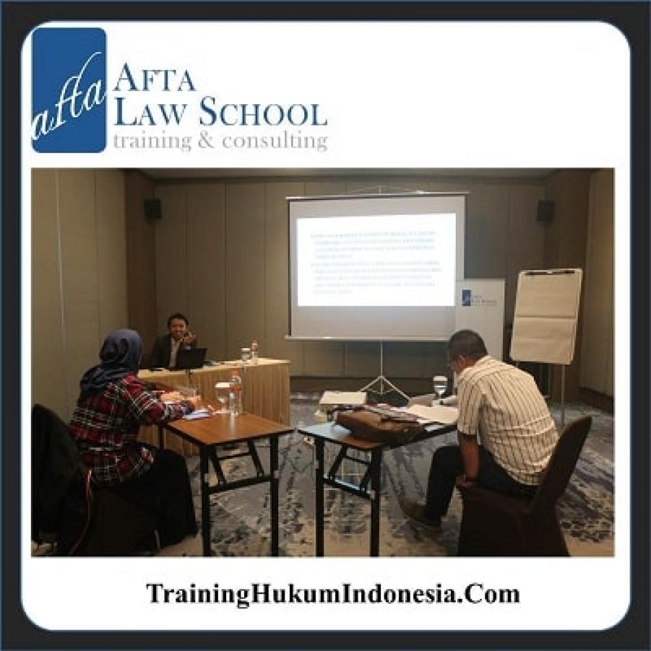 Pelatihan Hukum Pembiayaan Dan Penjaminan di Yogyakarta