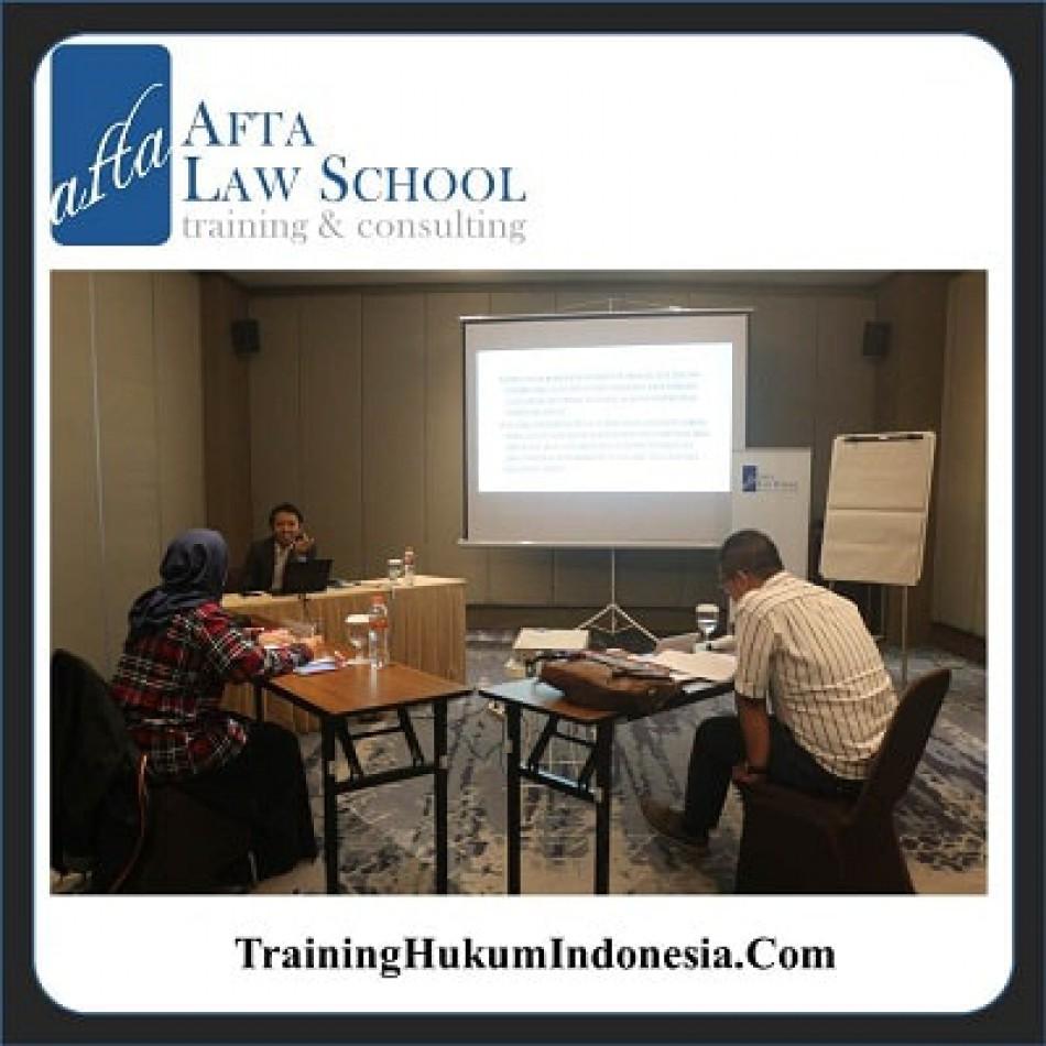 Training Perancangan Perjanjian Kerja Waktu Tertentu (Pkwt) Dan Perjanjian Kerja Waktu Tidak Tertentu (Pkwtt) Di Yogyakarta