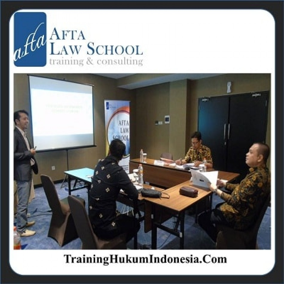 Pelatihan Hukum Bisnis di Yogyakarta