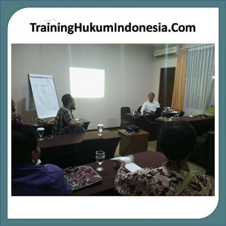 In House Training Hukum Teknik Penyelesaian Sengketa Pajak di Yogyakarta
