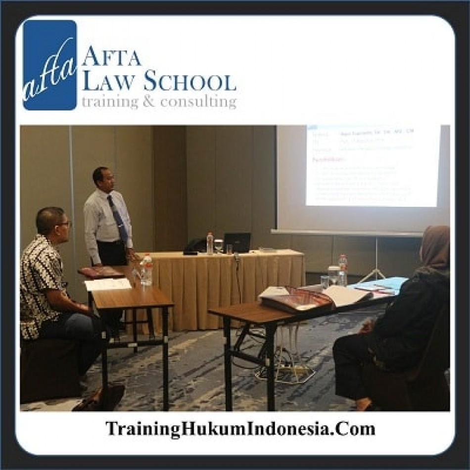Pelatihan Hukum Kontrak Bisnis di Yogyakarta