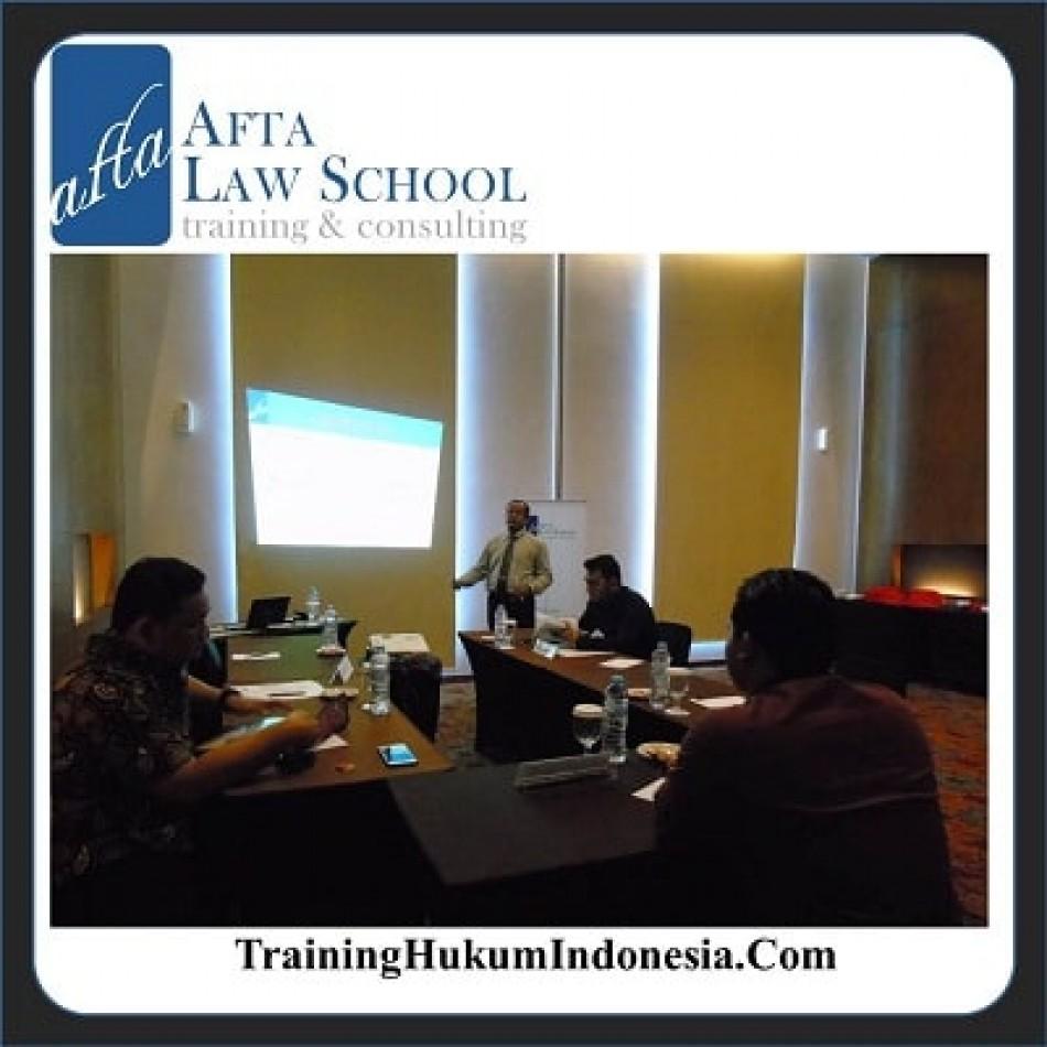 Pelatihan Hukum Perancangan Kontrak Perbankan di Yogyakarta
