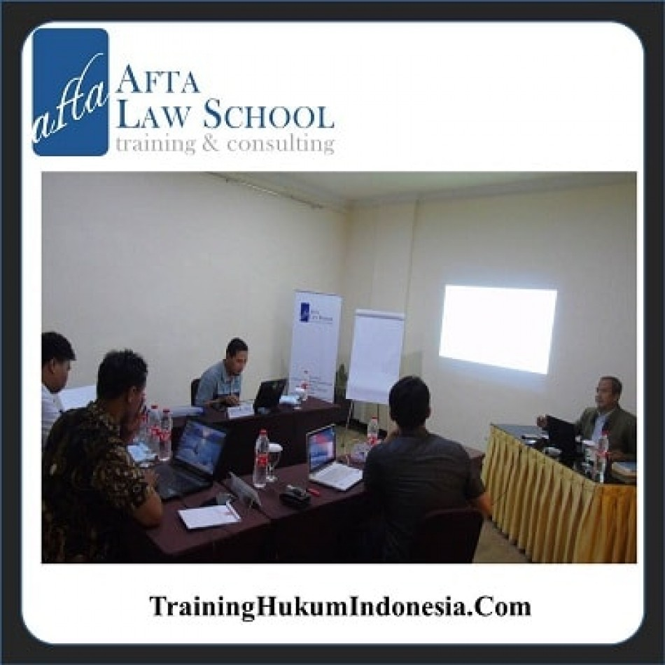 Pelatihan Hukum Kepailitan di Yogyakarta