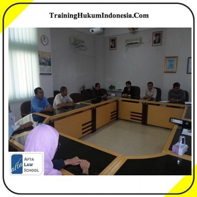 in House training hukumteknik penyelesaian sengketa pertanahan di yogyakarta