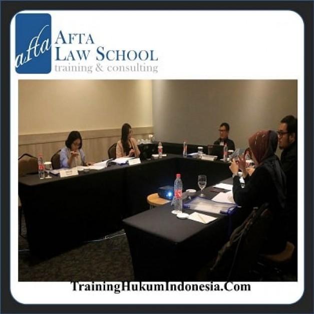 Pelatihan Hukum Acara Peradilan Tata Usaha Negara (PTUN) di Yogyakarta