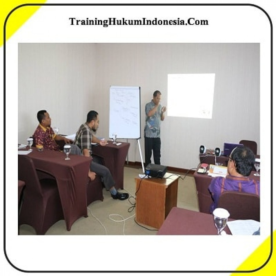 In House Training Hukum Kepailitan