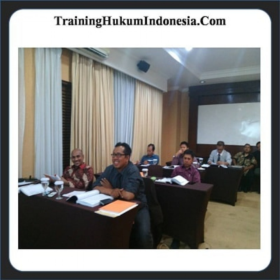 In House Training - Pelatihan Hukum Kontrak di Yogyakarta