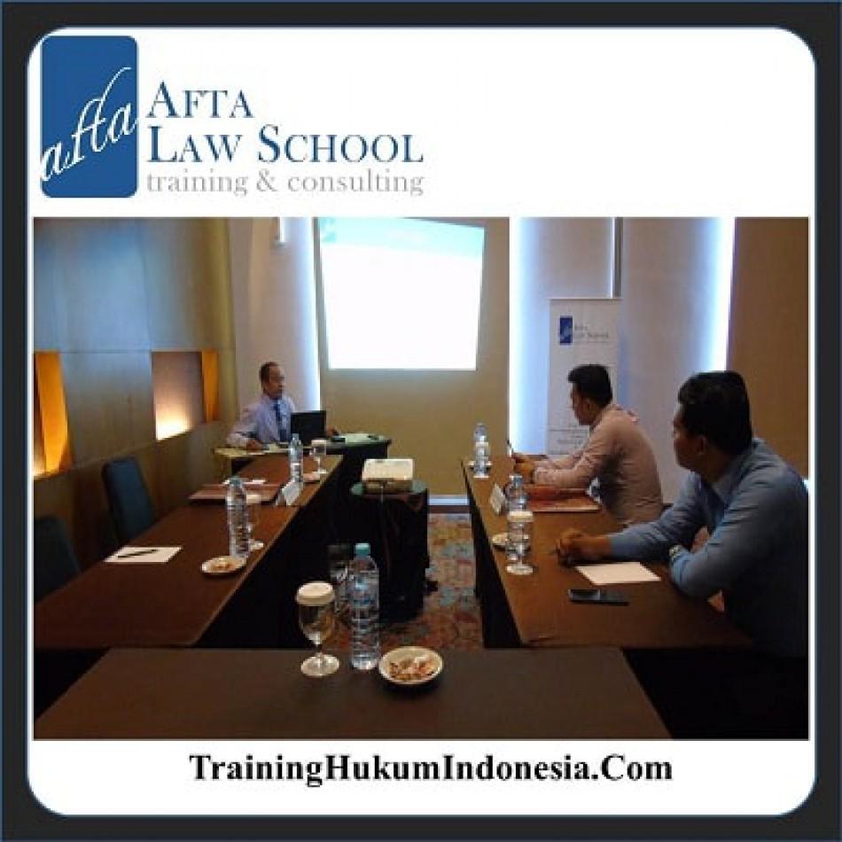 Pelatihan Hukum Acara Uji Materi Undang-Undang di Yogyakarta