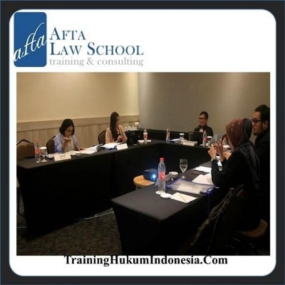 Pelatihan Hukum Perusahaan Lanjutan di Yogyakarta
