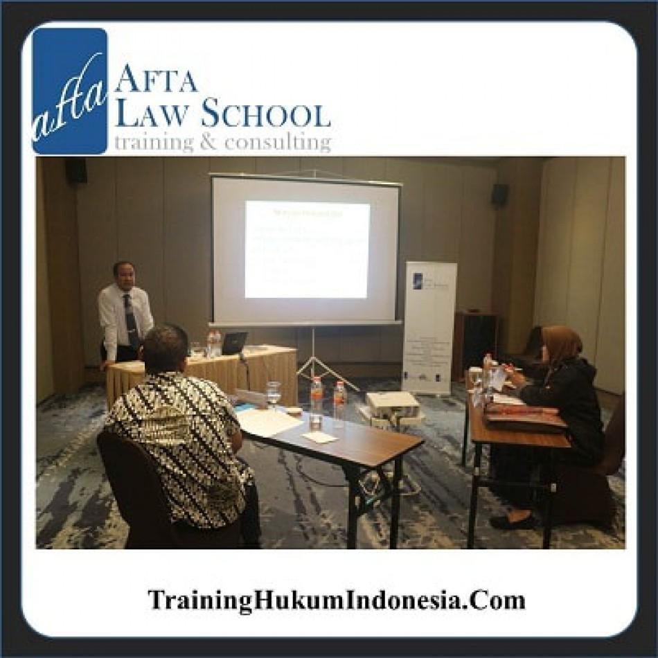 Pelatihan Hukum Teknologi Finansial ( Fintech Law Training) di Yogyakarta
