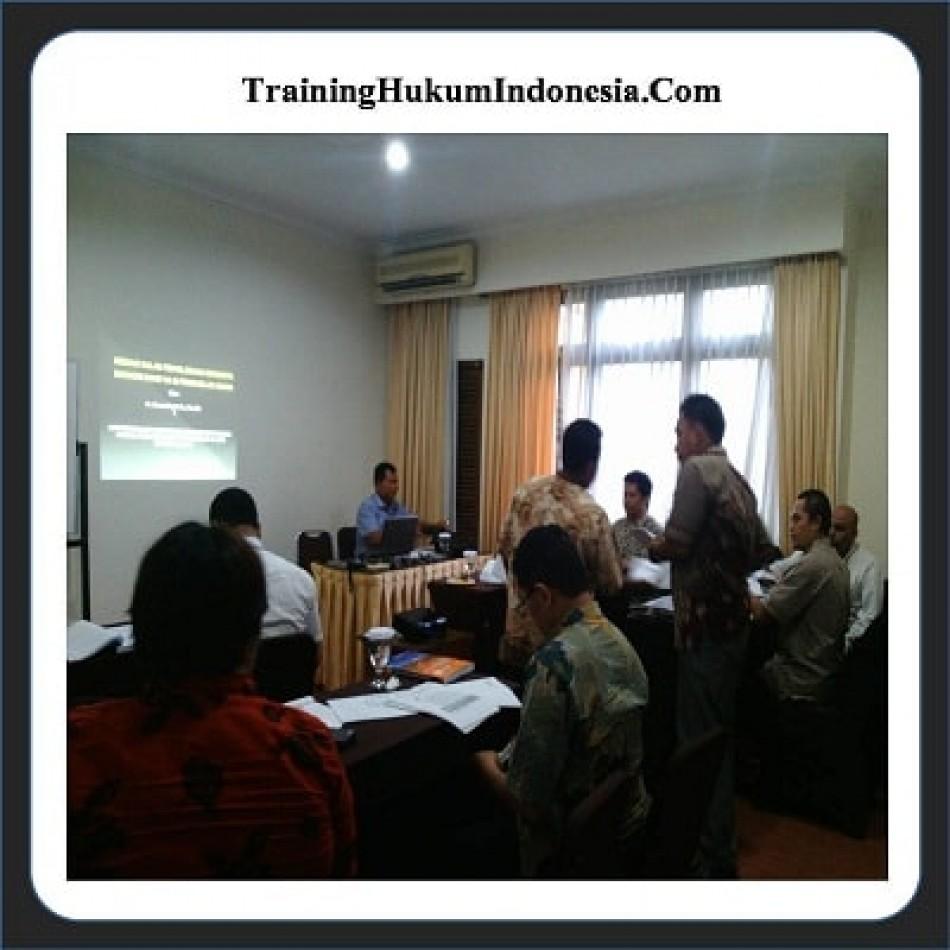 In House Training Hukum Pasar Modal