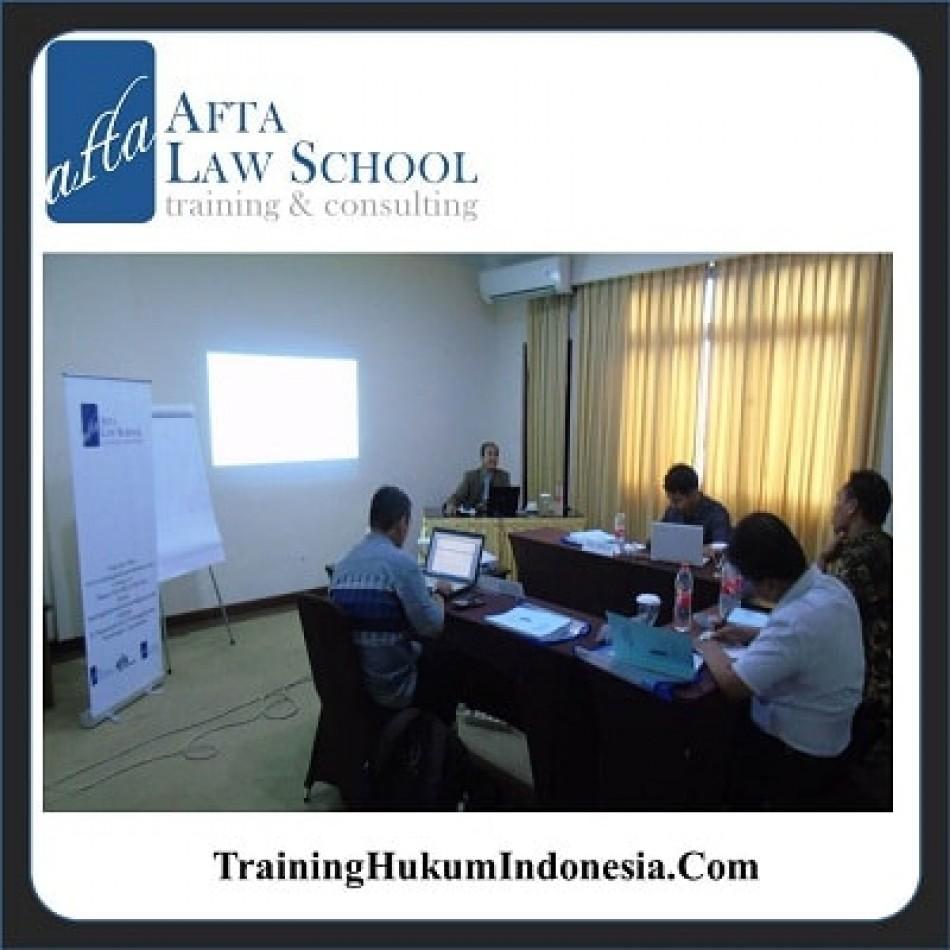 Pelatihan Hukum Kontrak Perbankan Dan Penyelesaian Piutang Bermasalah di Yogyakarta