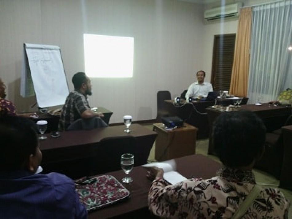 in house training teknik penyelesaian piutang bermasalah